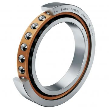 95 mm x 170 mm x 55,6 mm  ISO NU3219 Cylindrical roller bearing