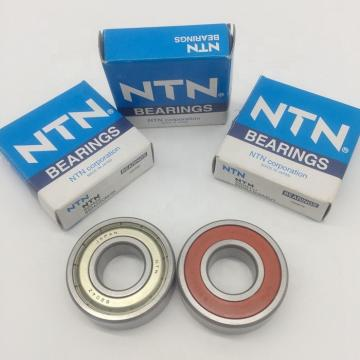 120 mm x 215 mm x 58 mm  NTN NUP2224 Cylindrical roller bearing
